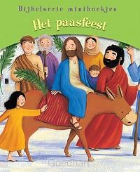 Paasfeest miniboekje