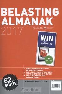 Belasting Almanak / 2017