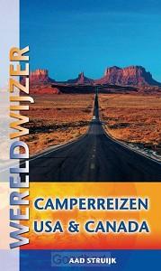 Camperreizen usa & Canada / druk 1