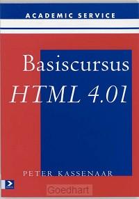 Basiscursus html 4.01 / druk 1