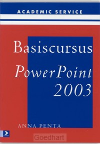 Basiscursus PowerPoint 2003 / druk 1