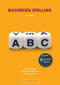 Basisboek spelling met MyLab NL toegangs