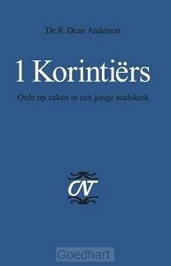1 Korintiers / druk 1