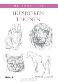 Huisdieren tekenen / druk 1