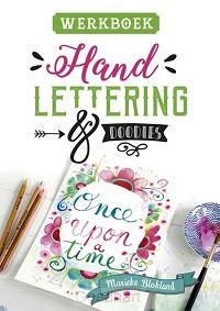 Handlettering en doodles werkboek
