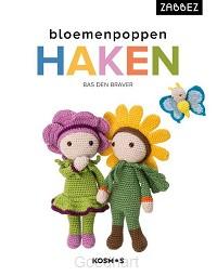 Bloemenpoppen haken
