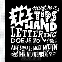 72 tips - Handlettering doe je zo!