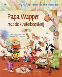 Papa Wapper redt een kinderboerderij