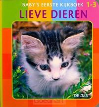 Baby's eerste kijkboek / Lieve dieren /