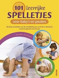 101 leerrijke spelletjes voor baby's en