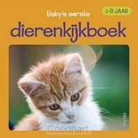 Baby's eerste dierenkijkboek (1-3 j.) /