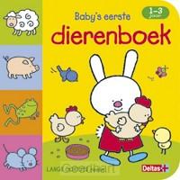 Baby's eerste dierenboek 1-3 jaar