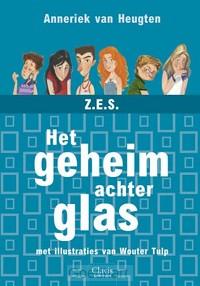 Een geheim achter glas / druk 1