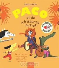 Paco en de Afrikaanse muziek ( geluidenb