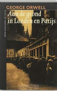 Aan de grond in Londen en Parijs / druk
