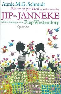 Jip en Janneke / Bloemen plukken / druk