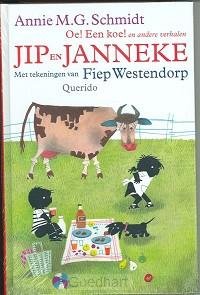 Jip en Janneke / Oe ! Een koe / druk 45