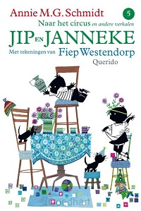 Jip en Janneke / Naar het circus / druk
