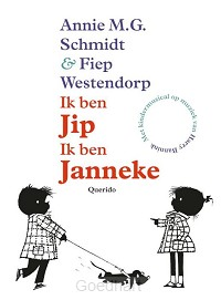 Ik ben Jip. Ik ben Janneke + cd / druk 1