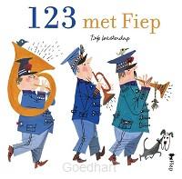123 met Fiep / druk 1