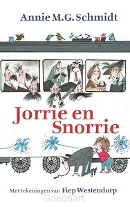 Jorrie en Snorrie