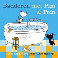 Badderen met Pim en Pom