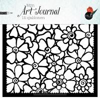 Mijn Art Journal 15 sjablonen