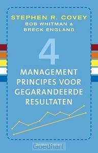 4 managementprincipes voor gegarandeerd