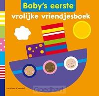 Baby's eerste vrolijke vriendjesboek / d