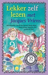 Lekker zelf lezen met Jacques Vriens / d