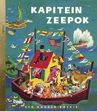 Kapitein Zeepok 1 ex / druk 1