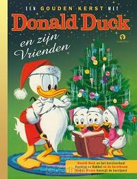 Een Gouden kerst met Donald Duck en zijn