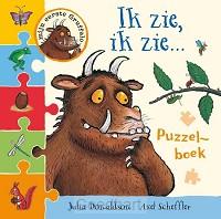 Ik zie, ik zie.. Gruffalo puzzelboek
