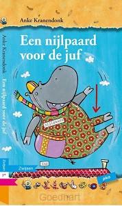 Een nijlpaard voor de juf / druk 1