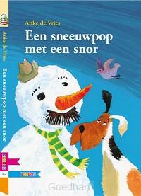 Een sneeuwpop met een snor / serie 4 / d