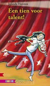 Een tien voor talent! / 10 Meidenboek /