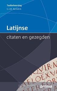 Latijnse citaten en gezegden / druk 7