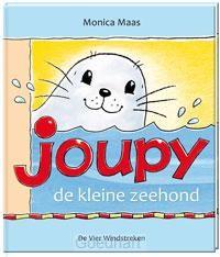 Joupy, de kleine zeehond