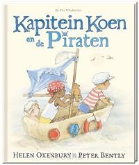 Kapitein Koen en de piraten