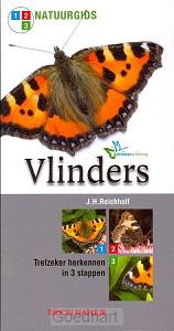 1-2-3 Natuurgids Vlinders / druk 1
