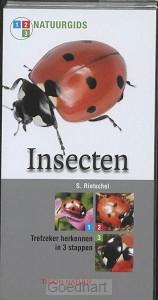1-2-3 Natuurgids Insecten / druk 1