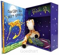 Een giraf kan niet dansen + Knuffel / dr