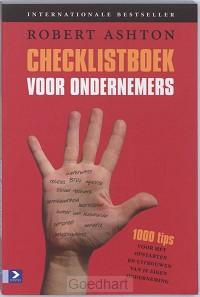 Checklist voor ondernemers / druk 1
