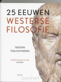 25 eeuwen westerse filosofie / druk 1