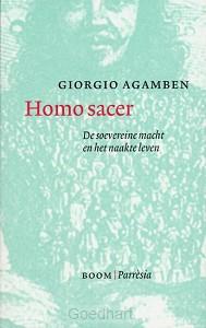 Homo sacer / druk 1