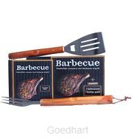Barbecue boek-box / druk 1