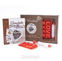 Chocolade boek-box / druk 1