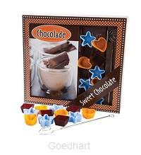 Chocolade boek box