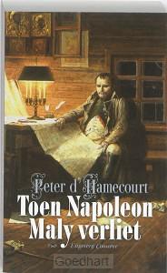 Toen Napoleon Maly verliet / druk 1