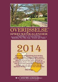 Overijsselse spreukenkalender  / 2014